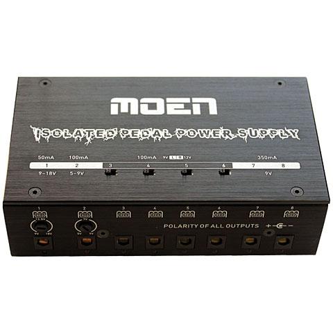 Netzteil Gitarre/Bass Moen MISO-8