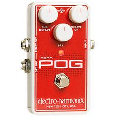Electro Harmonix Nano POG « Pedal guitarra eléctrica