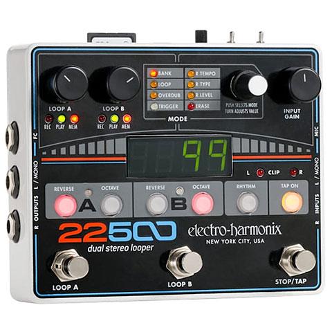 Pedal guitarra eléctrica Electro Harmonix 22500 Looper