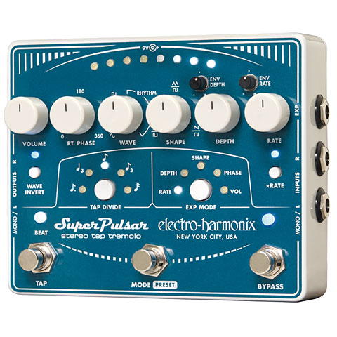 Effektgerät E-Gitarre Electro Harmonix Super Pulsar