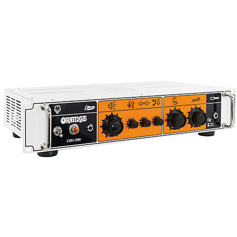 Topteil E-Bass Orange OB1-500