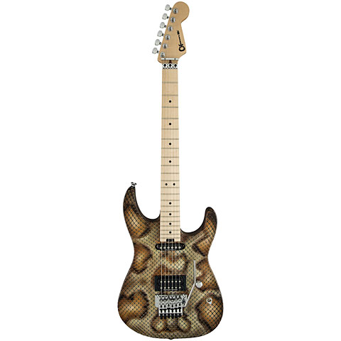 Charvel Warren DeMartini Signature Snake Pro Mod « Guitare électrique