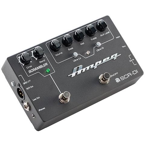 Effektgerät E-Bass Ampeg SCR-DI