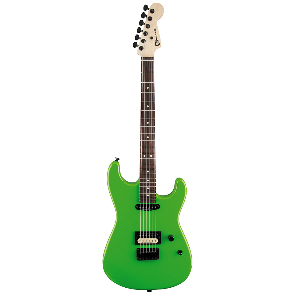 Charvel USA Select San Dimas Style 1 HSS HT SPLM | Guitar ...
