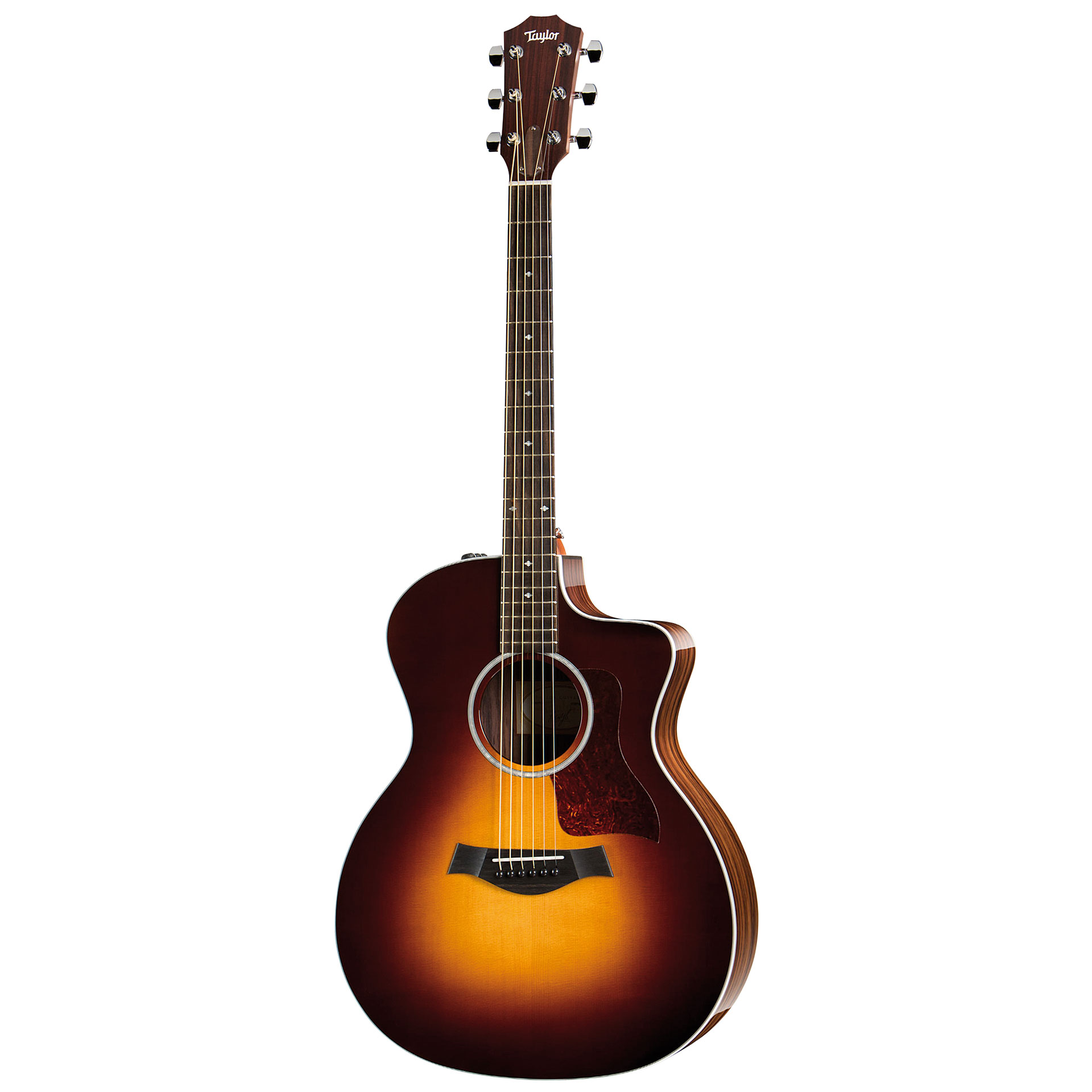 taylor 214ce deluxe sb acoustic guitar. Black Bedroom Furniture Sets. Home Design Ideas