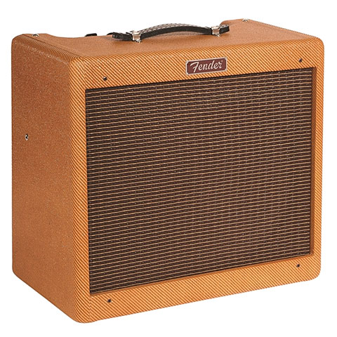 E-Gitarrenverstärker Fender Blues Junior III Tweed LTD