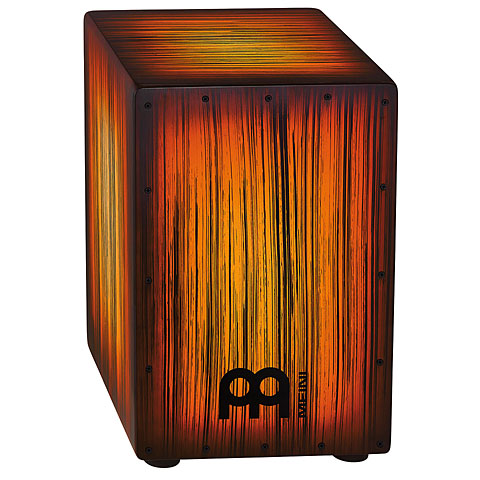 Meinl Headliner Designer Tiger Striped String Cajon