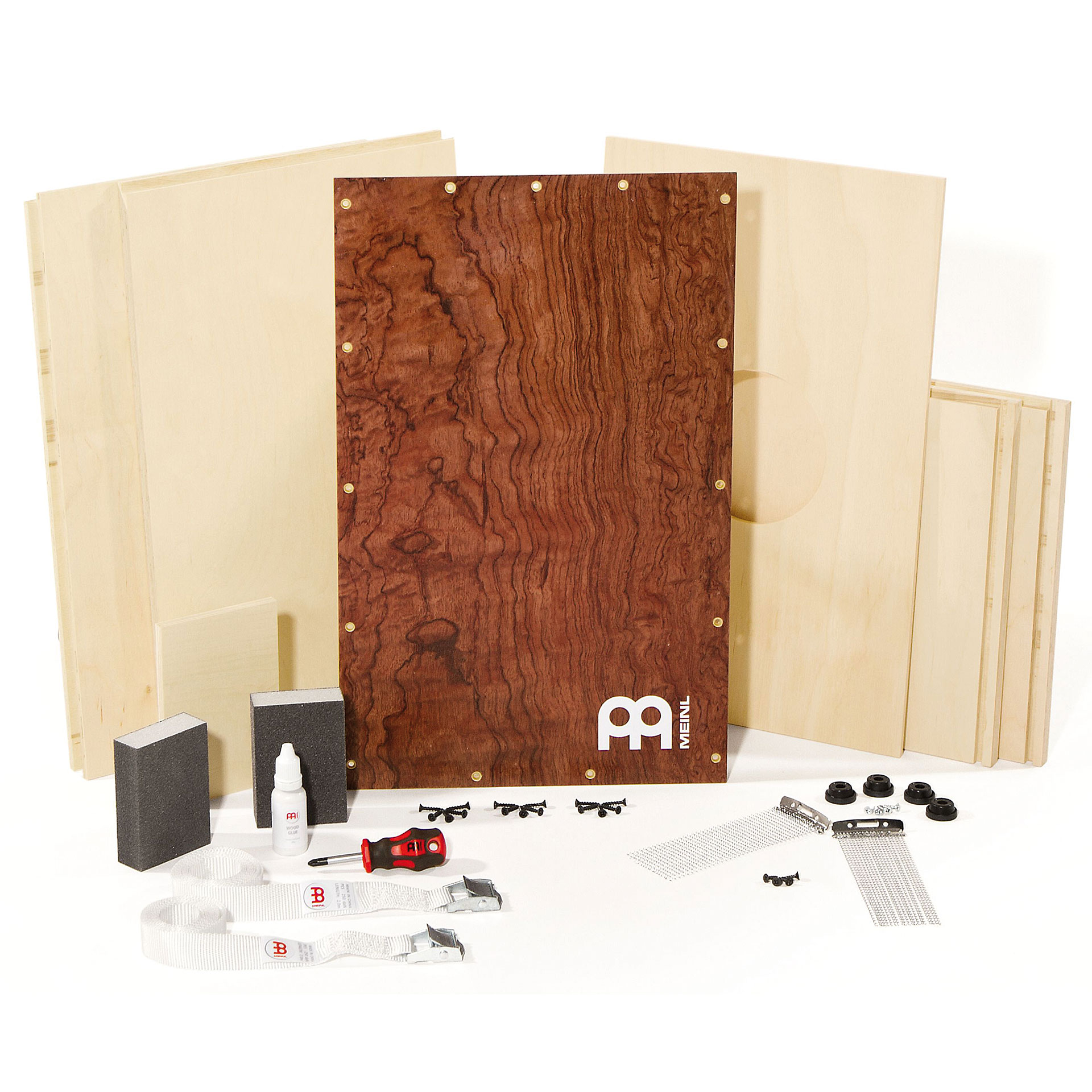 Meinl Deluxe Make Your Own Cajon Cajon Bausatz Cajon