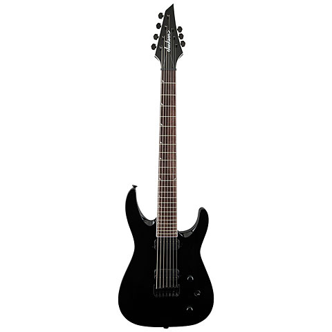 Jackson Soloist SLATHX3-7 BK « E-Gitarre