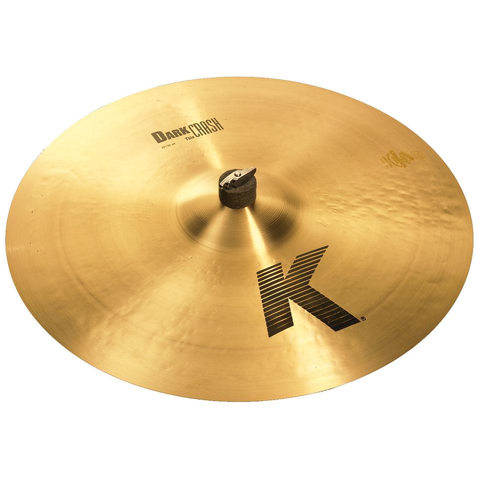 zildjian k 20 dark thin crash crash cymbal. Black Bedroom Furniture Sets. Home Design Ideas
