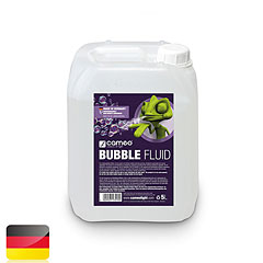 Cameo Bubble Fluid 5L « Fluide