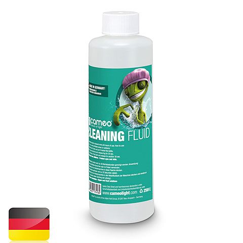 Fluid Cameo Cleaning Fluid 250 ml