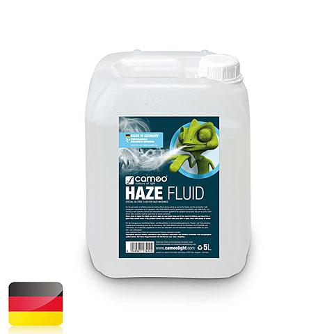 Líquido Cameo Haze Fluid 5L