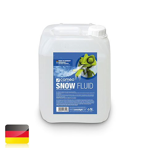Fluid Cameo Snow Fluid 5L
