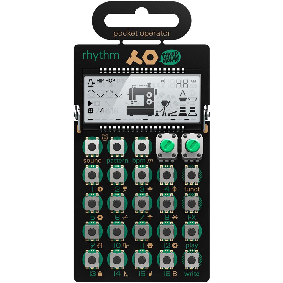 Synthesizer - Teenage Engineering PO 12 rhythm Synthesizer - Onlineshop Musik Produktiv