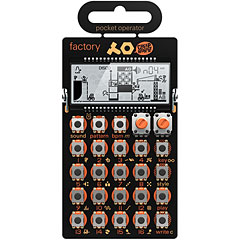 Teenage Engineering PO-16 factory « Sintetizador
