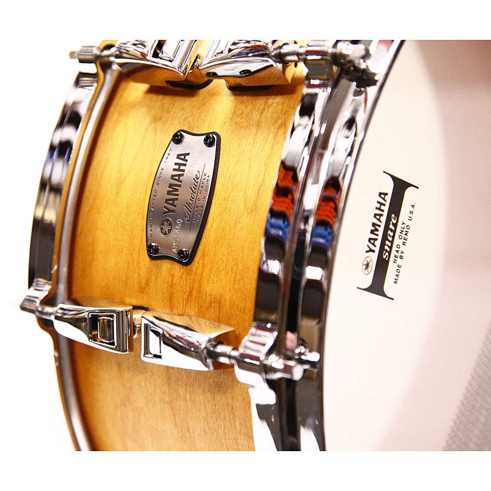 Yamaha Maple Custom Absolute Snare Review