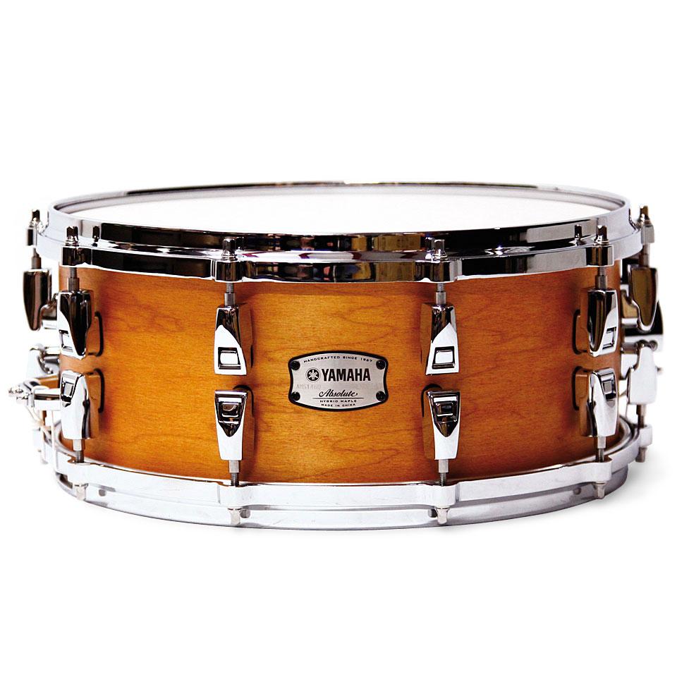 Yamaha Maple Custom Absolute Snare Drum