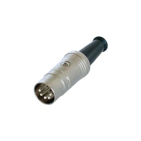 Conector DIN Rean NYS322 5-Pole Male