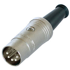 Rean NYS322 5-Pole Male « DIN-Stecker