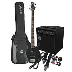 Yamaha TRBX 174 BL / Ampeg BA-108 « Basgitaar Set