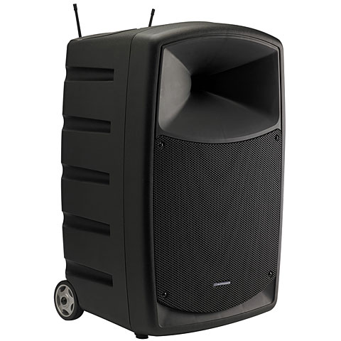 Set sono PA sur batterie Audiophony CR12-A