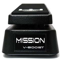 Mission Engineering V-Boost VB-BK « Pedal guitarra eléctrica