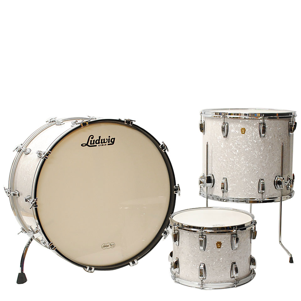 Ludwig legacy classic rock drum kit for Classic house drums