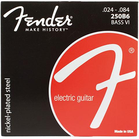 Fender 250B6 Bass VI Set