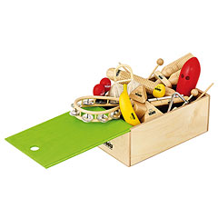 Nino Rhythm Assortment Box 15 Pcs. « Set de percussion