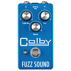 EarthQuaker Devices Colby Fuzz « Guitar Effect
