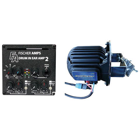 Fischer Amps Drum InEar Amp 2 Set LFE