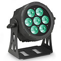 Lámpara LED Cameo Flat Pro 7 IP65