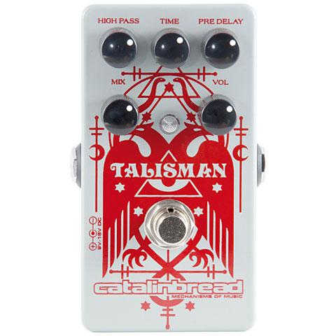 Pedal guitarra eléctrica Catalinbread Talisman