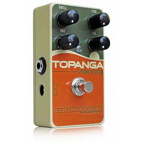Pedal guitarra eléctrica Catalinbread Topanga