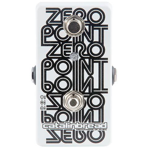 Effets pour guitare électrique Catalinbread Zero Point