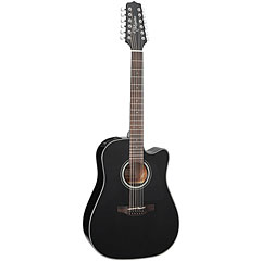 Takamine GD30CE-12 BLK « Akustisk Gitarr