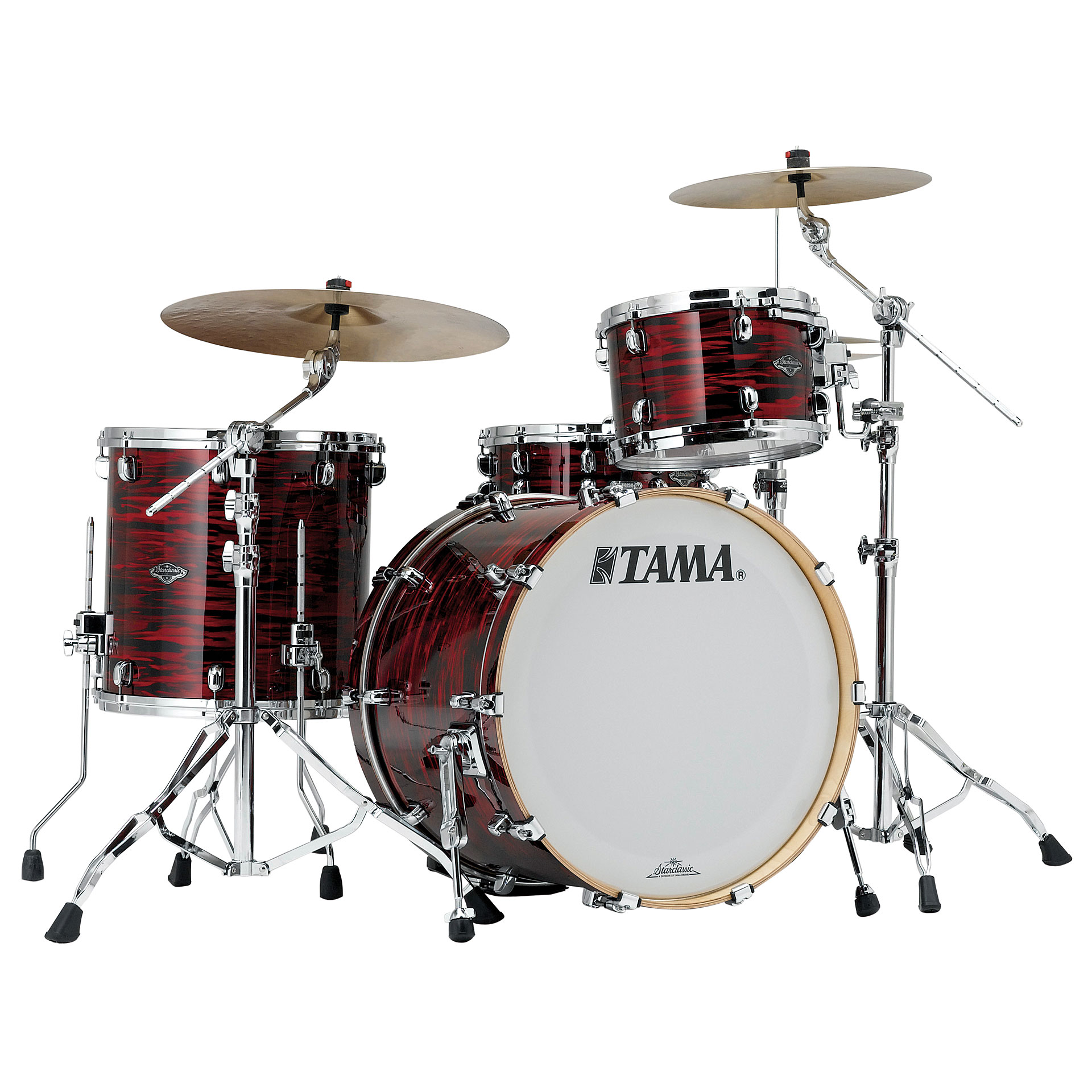 Tama starclassic performer efx pr32rzs roy drum kit for Classic house drums