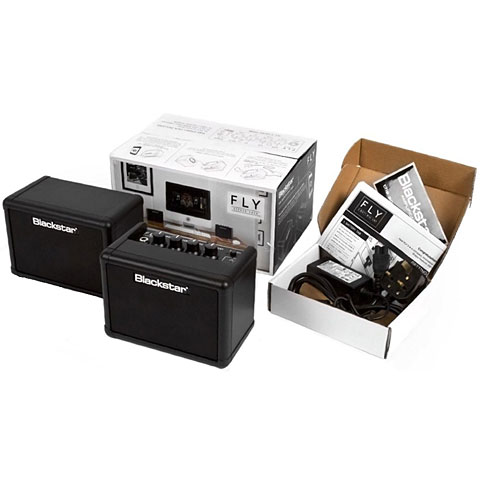 Mini amplificador Blackstar FLY 3 Stereo Pack