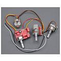 Electrónica pastilla Glockenklang 2-Band Elektronik