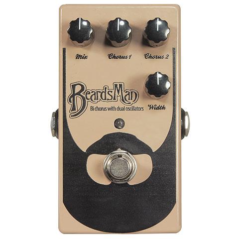 Effektgerät E-Gitarre Lovepedal Beardsman Bi Chorus
