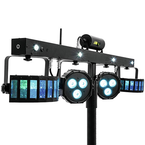 Set completo Eurolite LED KLS Laser Bar FX Set