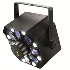 Eurolite FE-1500 Hybrid Laserflower « Jeu de lumière