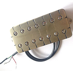 Bare Knuckle Aftermath Neck 7-String « Pickup E-Gitarre