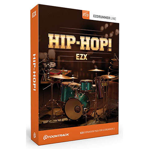 Toontrack Hip-Hop! EZX