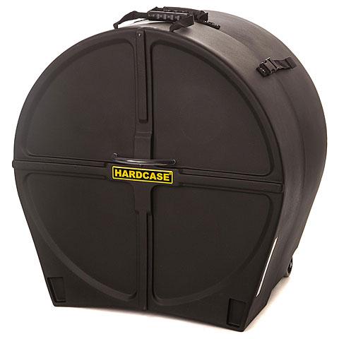 Hardcase 26  Bassdrum Case