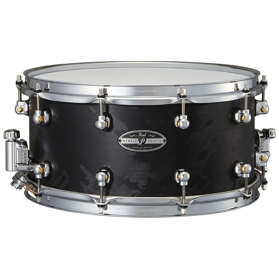 pearl hybrid exotic vectorcast hep1465 snare drum. Black Bedroom Furniture Sets. Home Design Ideas