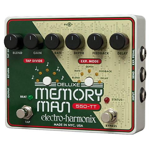 Pedal guitarra eléctrica Electro Harmonix Deluxe MT 550 -TT