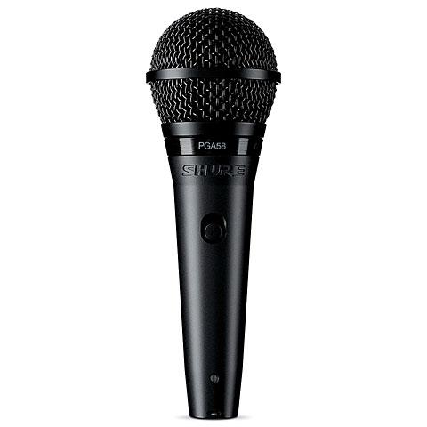 Mikrofon Shure PGA58 QTR