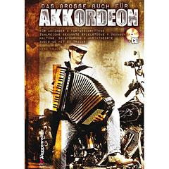 Voggenreiter Das große Buch für Akkordeon « Music Notes